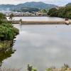 七ツ池の新池と下ノ池(兵庫県加古川)