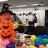 オフィスが一部ハロウィン仕様になりました