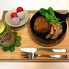 【献立・一人飯】ステーキ+豚トロ+いちご大福