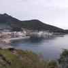 小豆島(7)坂出港 彫刻放浪:小豆島と高松(7)