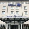 ホテルレビュー(2)・ドイツ・ボン・Hilton Bonn
