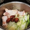 象印圧力IH鍋 鶏手羽元で薬膳スープを作ってみました。