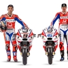 ★MotoGP2017 Pramac Ducati ナポリでチーム体制を発表