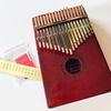 【カリンバ】親指ピアノと呼ばれるカリンバ(Kalimba/Calimba)を買ってみた。曲が弾けなくても音色に癒される