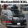 TOYOTA ALPHARD 30# x INNO AEROBASE RACK SYSTEM x THULE MotionXT XXL