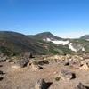 赤岳〜白雲岳 のんびり縦走①