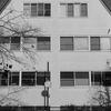 左右対称の家