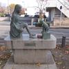 彫刻放浪:蕨市(2)