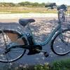 アシスト付き自転車アシスタU DX (ブリジストンサイクル)で53㎞サイクリング