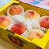 【ふるさと納税】完熟の桃が届きました!