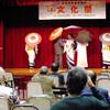 文化祭でハーモニカを演奏