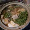 幸運な病のレシピ( 1874 )夜:カキフライ、鰹たたき、アンコウ鍋