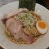 横須賀中央【平八】煮干油そば ¥750