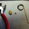 ロケット付指輪 Locket ring