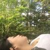 富士北麓公園でお昼寝