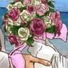 【イラスト】2010年⑨結婚を祝す贈答絵