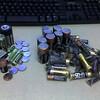 電池のリサイクル。
