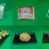 コンビニの気になったイチゴスイーツを天ぷらにしてみました。周りにサクッと食感が加わるだけで新しい発見があります。