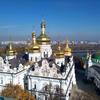 ウクライナ旅行[97] キエフの観光スポット:ペチェールスカ・ラヴラ(Pecherska Lavra)の鐘楼(Bell Tower)に登る(2019年10月)