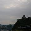 今日の犬山城は…『いっちょやったるか?』