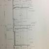木造2階建専用住宅の課題(矩計図・伏図)