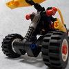 LEGOレゴ42101バギー車の組立レビュー