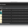 【Maya】PySideで検索つきのTableViewをつくる(+小ネタ)