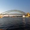 【年末のオーストラリア旅行】2日目 シドニー観光 夜のオペラハウス