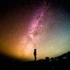 天使とか宇宙とか星の並びとか