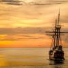 ノルウェー:1000年前のバイキングの船が発見される