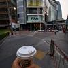 人のいない朝のバンコクを散歩