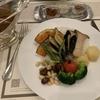 【GoTo Travel】帝国ホテル東京-食事編 「Parkside DINER」の夕食&「東京なだ万」の朝食