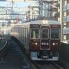 阪急6012Fが約10か月ぶり?に運用復帰