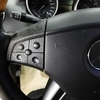 自動車内装修理#248 メルセデス・ベンツ/GL550 ステアリング擦れ+スイッチパネルのベタ付き