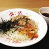 【食レポ】パリパリごぼうの牛肉つけ蕎麦@いろり庵きらく