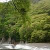 群馬 吹割れの滝(名滝百選)で自然満喫!