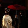 和装の婚礼衣装:白無垢