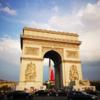 【パリ旅行】パリ祭!エッフェル塔から噴き出す花火を楽しむ!!