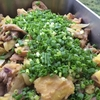豚肉とさつま芋の旨煮