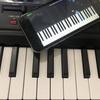 始めるのに遅いと言うことはない。綱渡りを渡るような練習ピアノを弾けるようになりたい