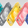 Nintendo Switch Liteに新色「ブルー」が登場、5月21日に発売!