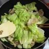 「野菜炒め」を作る。塩とコショウの味付けだけで美味しい(料理第22弾)