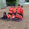 吹田南FC主催 1年生大会