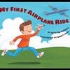【初めての飛行機!】『My First Airplane Ride』の紹介【英語で読む絵本】