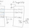 I2C / 静電容量式近接 & タッチセンサーAdafruit MPR121 / タッチ & リリース閾値を設定する