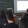丹波市立柏原中学校 授業レポート (2017年2月27日)