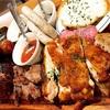 肉が旨いカフェNICK STOCKで肉盛り1キロ女子2人で食べてきた!