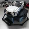 【レゴ自作】小賢しい!車を回転させる台作った
