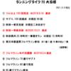 秋の大会参加予定(大町アルプスマラソン、富士山マラソン)