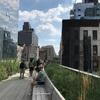 Visit to ハイライン(High Line)